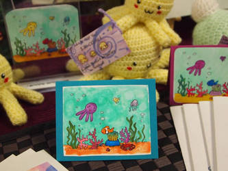 Fishie Cards by arilla