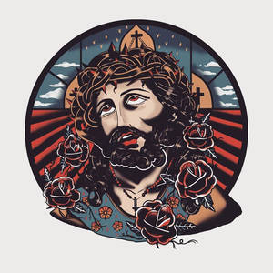 Traditional Jesus