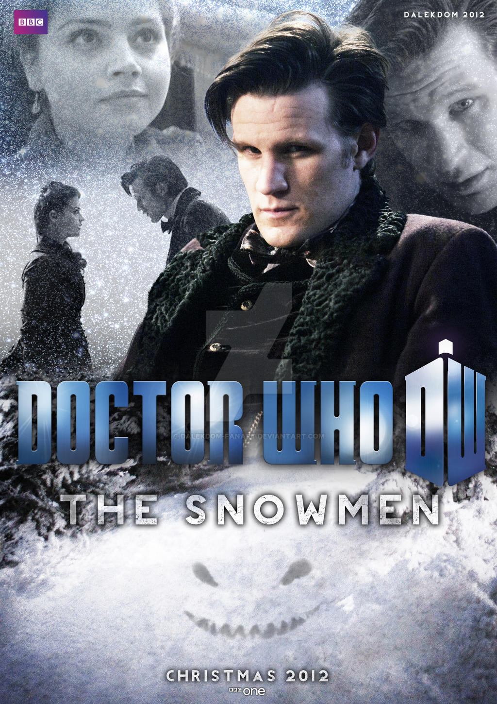 Doctor Who: The Snowmen - Christmas 2012