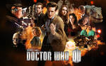 Doctor Who - Series 7 Part 1 Poster