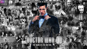 Doctor Who: The Name of the Doctor Finale Poster