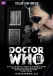 Doctor Who The 50th Anniversary Official Poster