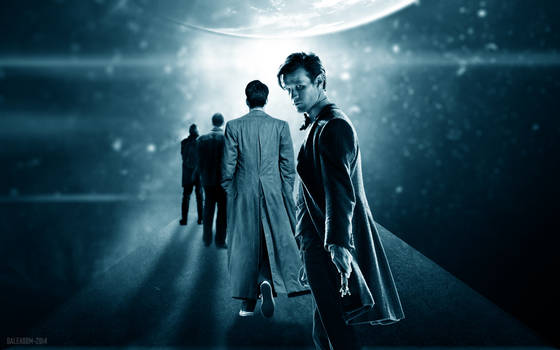 Doctor Who - Going Home