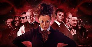 Doctor Who | The Master by dalekdom-fanart
