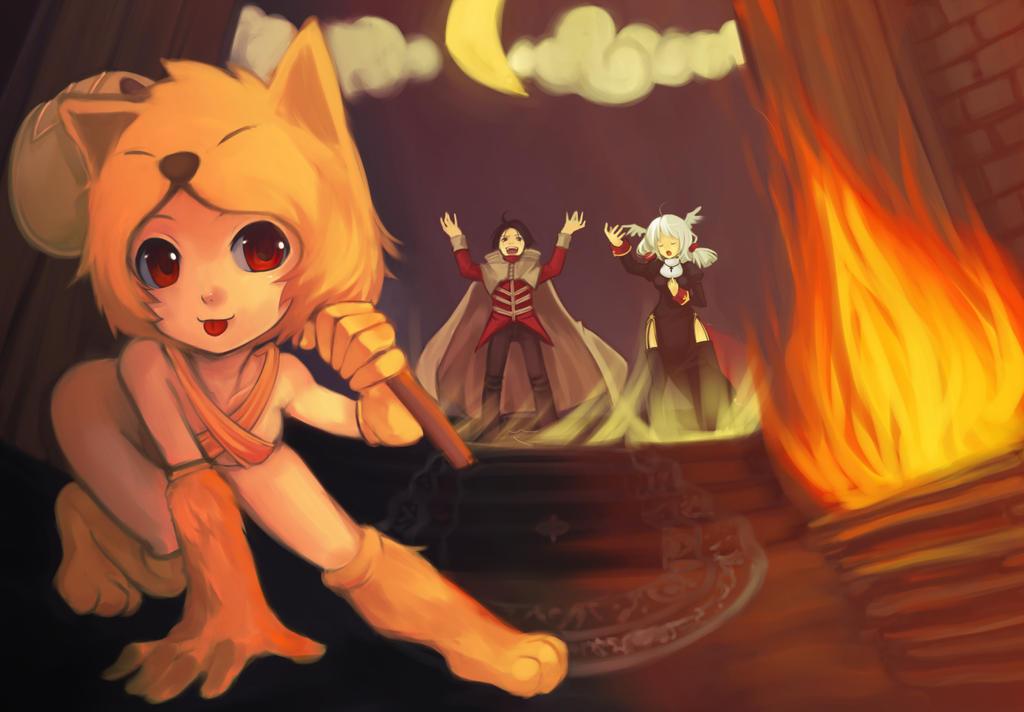 Moonlight Flower - Ragnarok by vmat