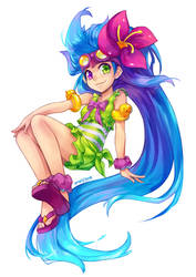 Pool party Zoe by vmat