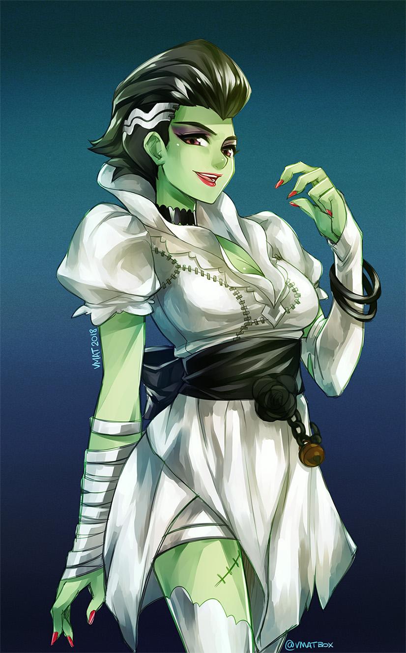Bride Sombra by vmat