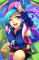 Arcade Caitlyn