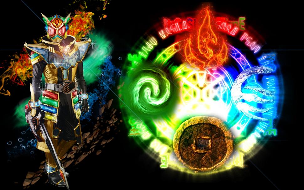 kamen rider wizard infinity element dragon by tuanenam on