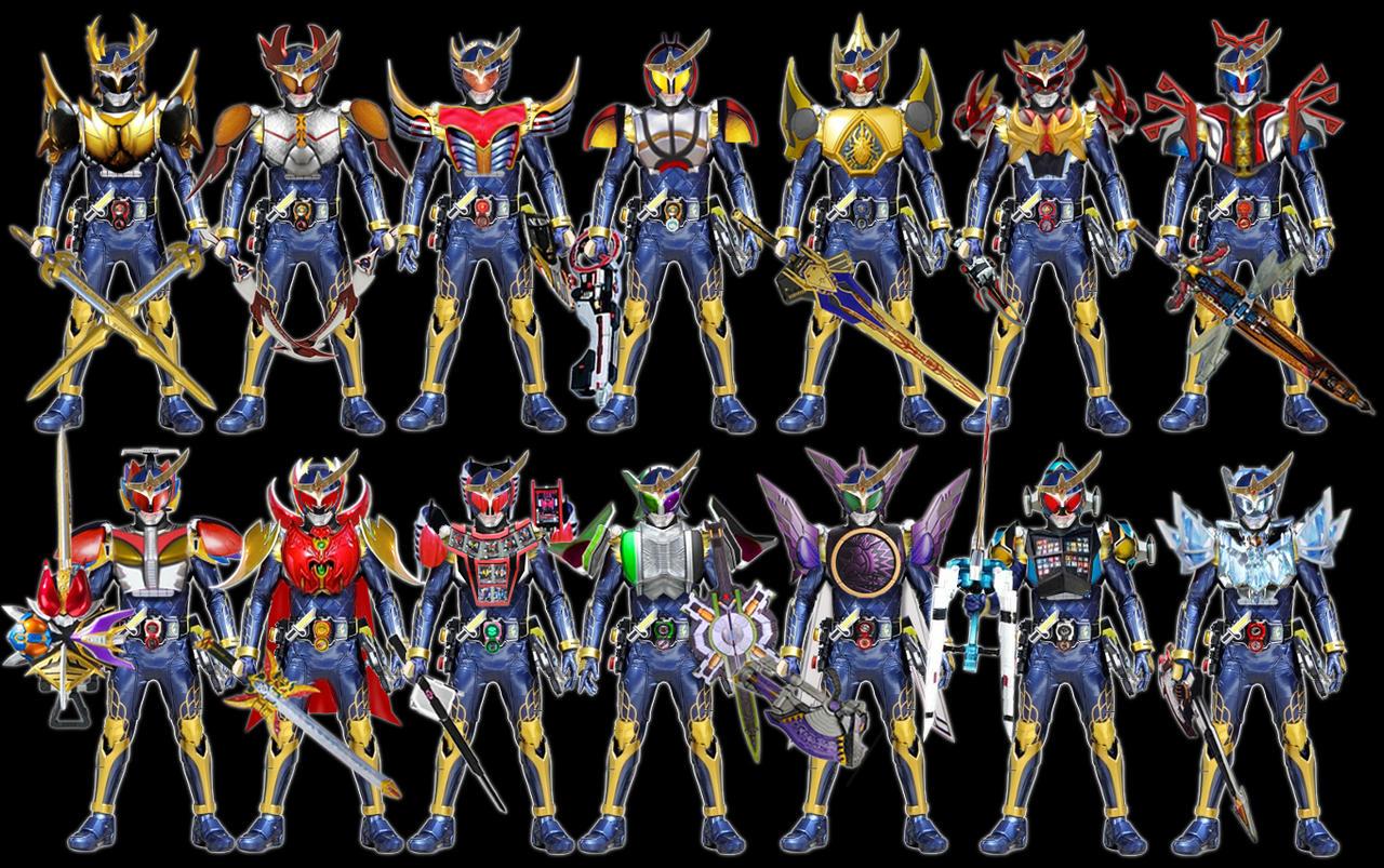 Kamen Rider Gaim: Heisei Arms(Final Form Version) by ...
