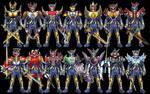 Kamen Rider Gaim: Heisei Arms(Final Form Version)