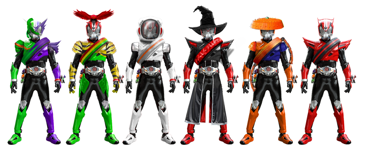 Fan-Made Riders? : KamenRider