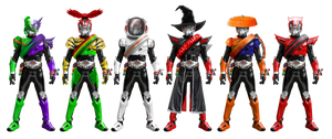 Kamen Rider Drive Neo-Heisei Shift-cars