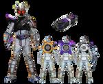 Kamen Rider Chaser Tomahawk