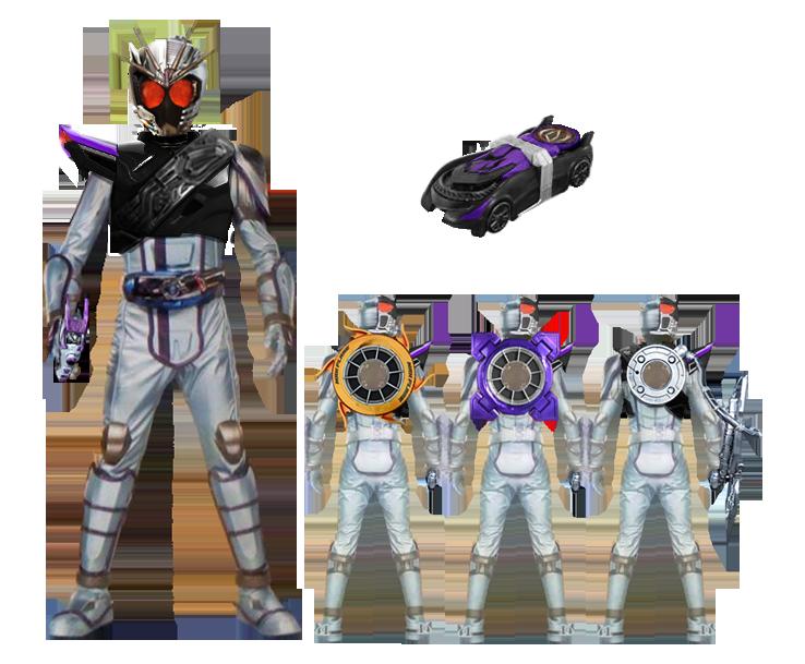 Kamen Rider Chaser Tomahawk by tuanenam on DeviantArt