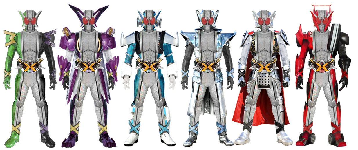 Kamen Rider W - Final Form's NeoHeisei by tuanenam on ...