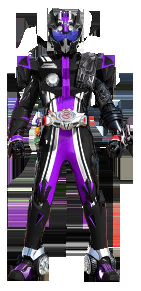 Kamen Rider Drive Type Proto Tridoron by tuanenam