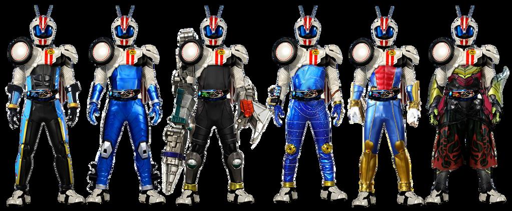Kamen Rider Mach + Heisei Final Form by tuanenam on DeviantArt