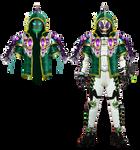 Kamen Rider Necrom - Ryugen Damashii