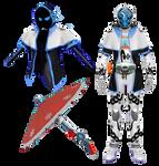 Kamen Rider Yuki Onna Boost Damashi