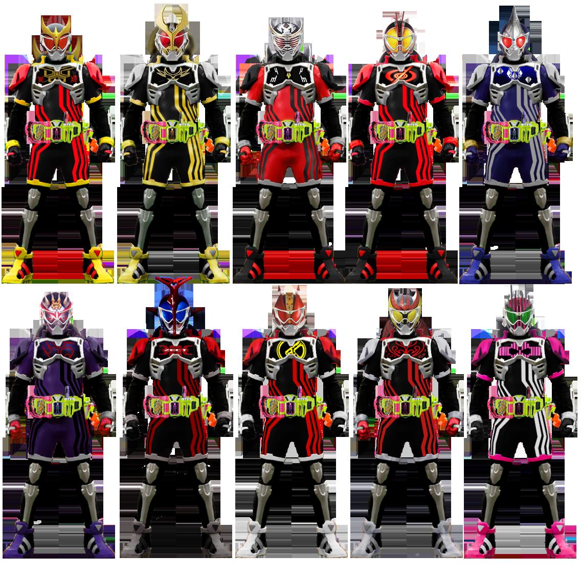 Kamen Rider Ex-Aid Heisei I Form By Tuanenam On DeviantArt