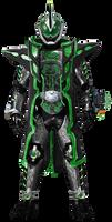 Kamen Rider Necrom-King of Necromancer(Mugen vers)