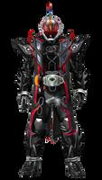 Kamen Rider Darkness Ghost by tuanenam
