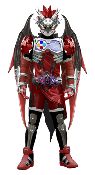 Kamen Rider Graphite - Dragon Knight lvl 99 by tuanenam