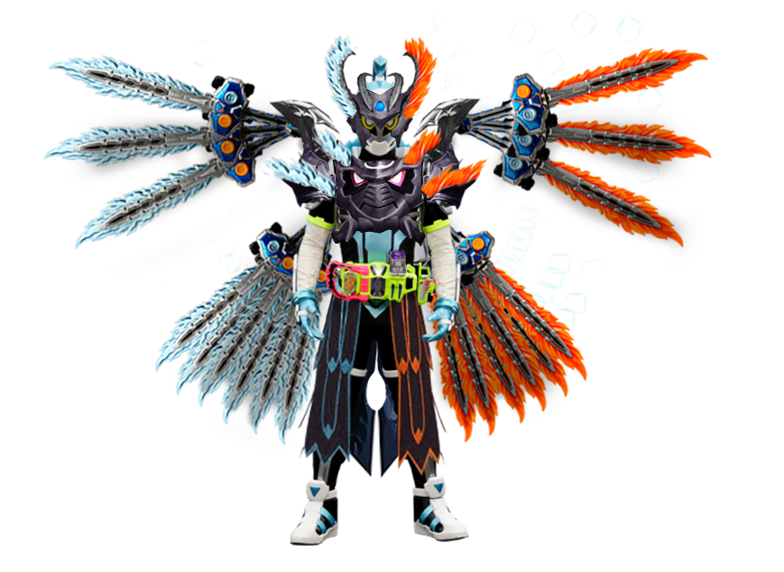 Kamen Rider Brave - Taddle Chaos lvl 999 by tuanenam