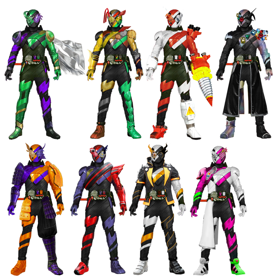 Kamen Rider Build-Heisei II Form(Un-Official) By Tuanenam
