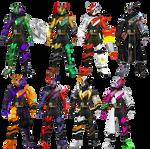 Kamen Rider Build-Heisei II Form(Un-Official)