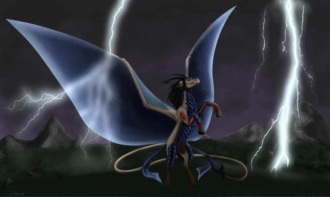 Sargatanas, The Tempest of Andatori