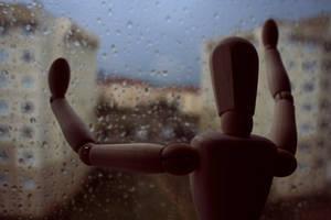 I hate rain by ZeNey