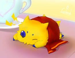 Pokemon-Joltik by Colend