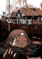 Submerged Mary by JCoelho