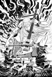 Rock inks by JCoelho