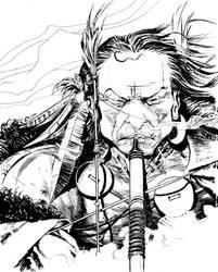 BNN's Native inks by JCoelho