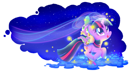 Twilight by Starlight by rincharmie
