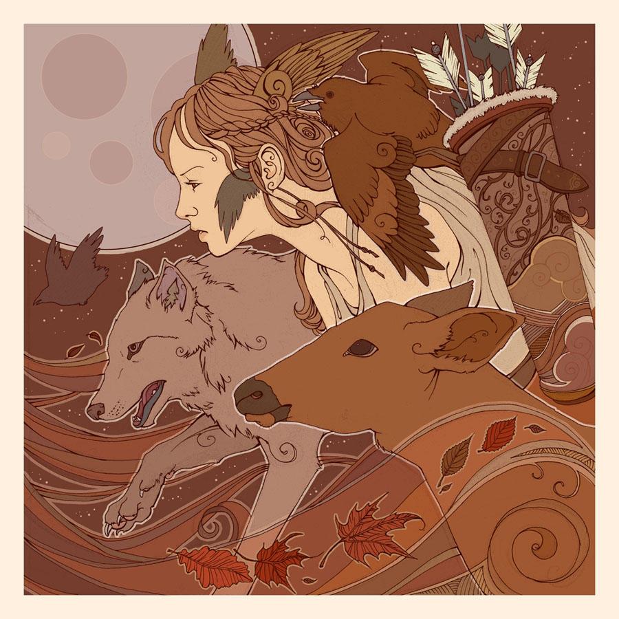 Artemis by RinTau