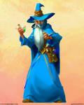 Wizard Quaff