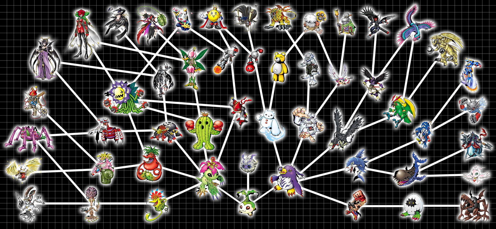 List of Digimon Tamers characters  Wikipedia