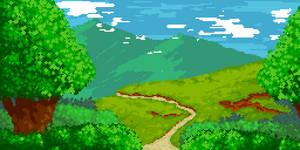 Landscape Pixel 5