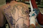 angel backpiece