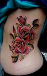 roses ribs
