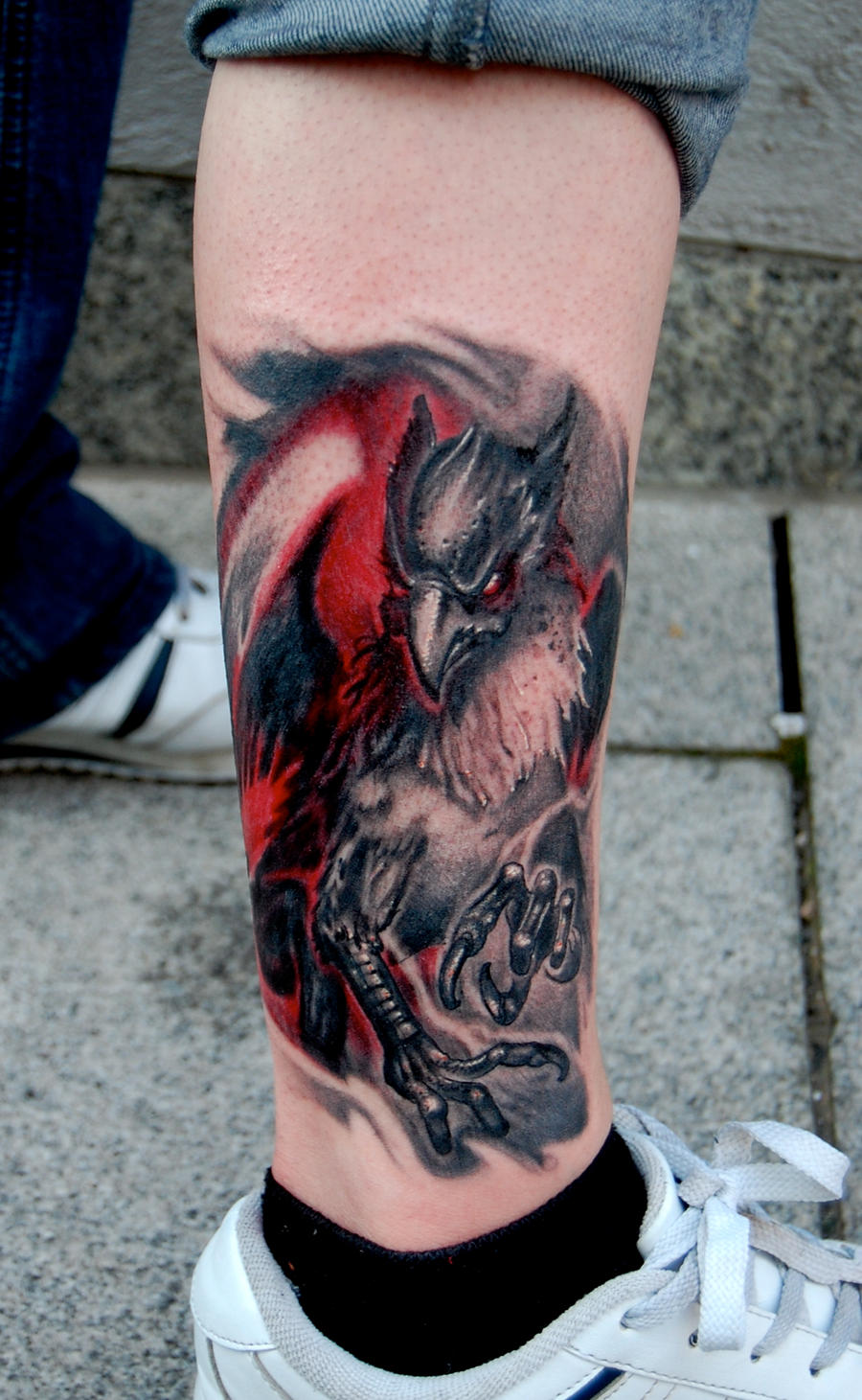 griffin by tattooneos