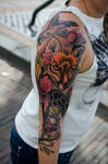 foxy sleeve