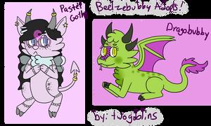 Beelzebubby Adopts - CLOSED
