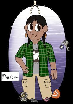 Portrait - Muskana