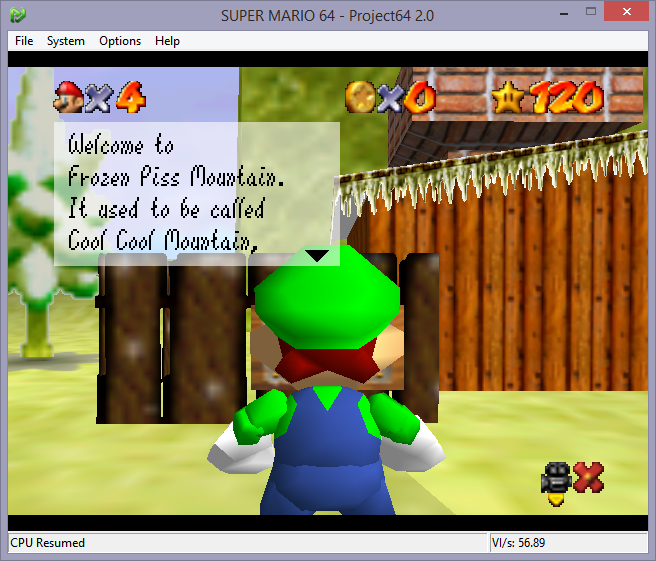 Project64 Mouse Plugin