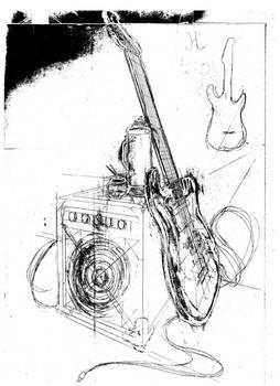 Rockdetarde - sketch